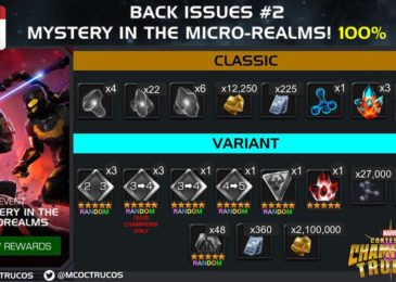 Back Issue #2: Rewards and Release Date